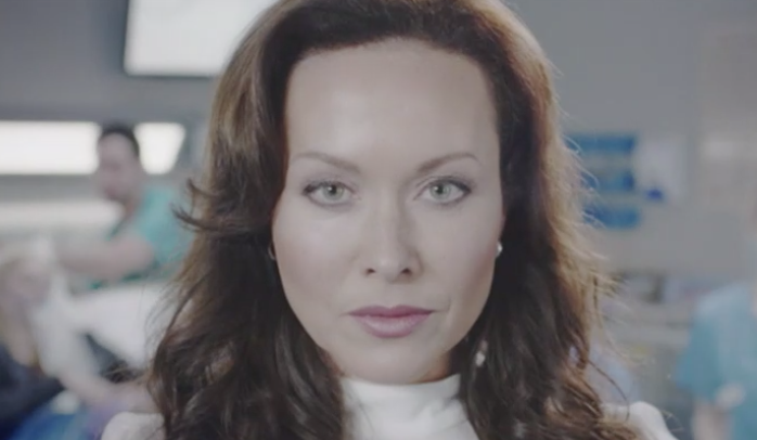Amanda Mealing confirms return to Casualty as Connie Beauchamp