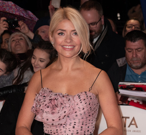 Holly Willoughby shares rare and intimate family pic as she celebrates turning 38