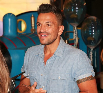 Peter Andre shares adorable parenting moment as he insists 'boys can like the colour pink'