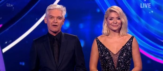Dancing On Ice fans worried about Holly Willoughby