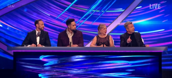 Fuming Dancing On Ice fans accuse judges of 'tactical marking'