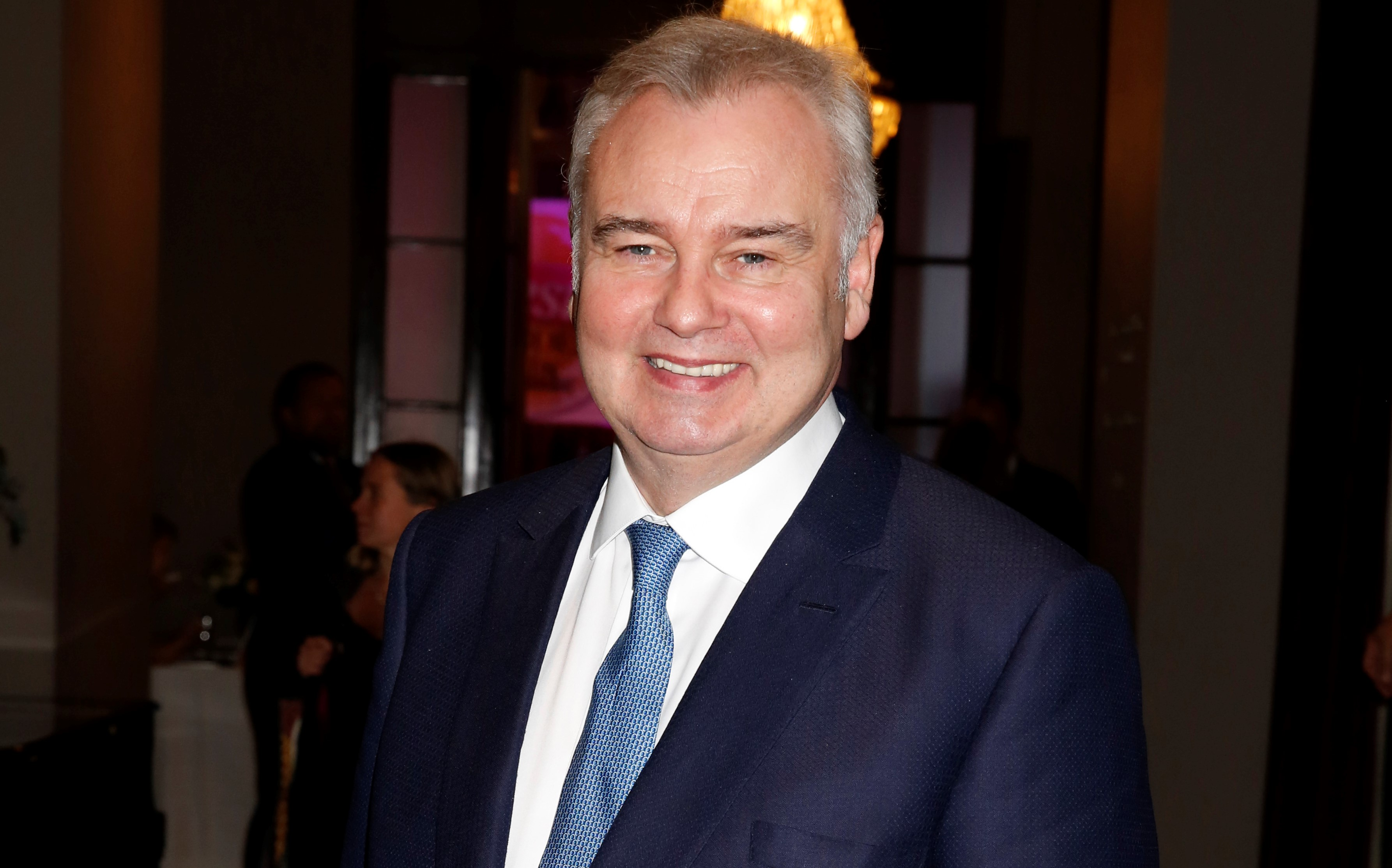 Eamonn Holmes shares rare photo with 'lookalike' sons during family day out