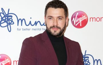 Celebrities attend the Mind Media Awards at the Southbank Centre in London Pictured: Shayne Ward Ref: SPL5045592 291118 NON-EXCLUSIVE Picture by: Brett D. Cove / SplashNews.com Splash News and Pictures Los Angeles: 310-821-2666 New York: 212-619-2666 London: 0207 644 7656 Milan: 02 4399 8577 photodesk@splashnews.com World Rights