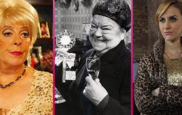 Coronation Street queens