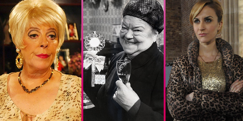 Coronation Street's 13 feistiest female characters