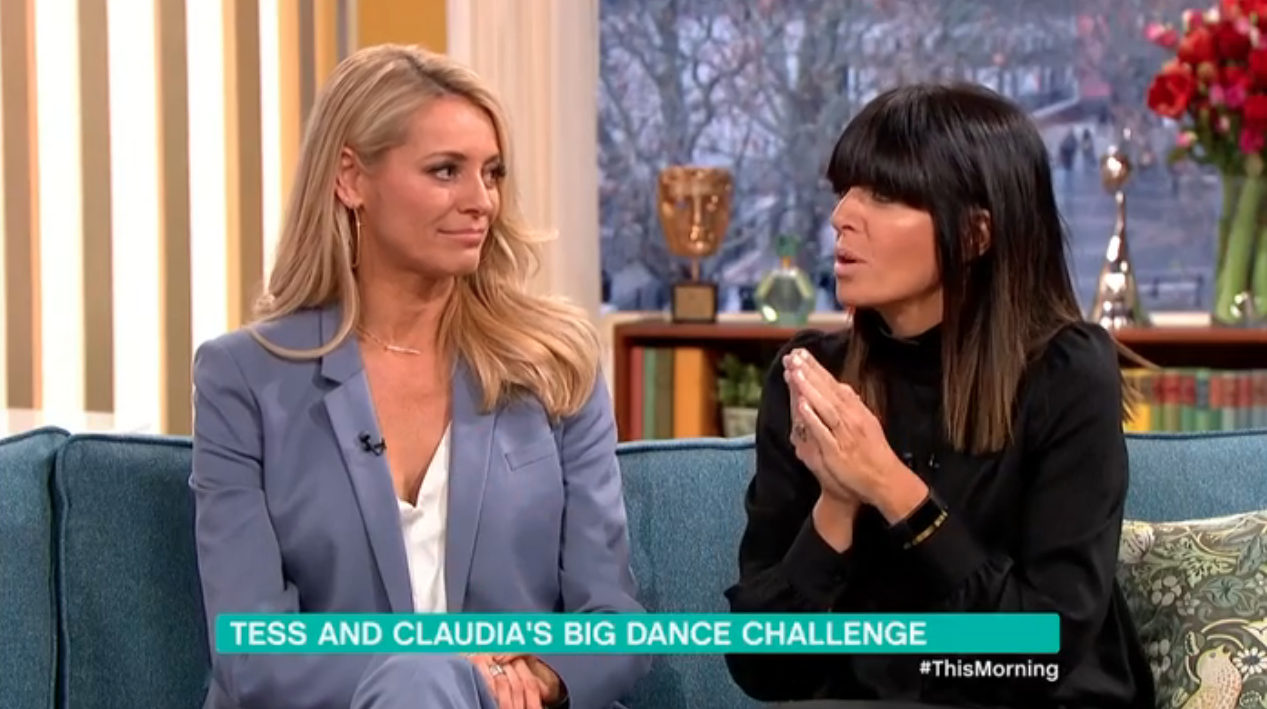 Claudia Winkleman admits Strictly Come Dancing bosses don't trust her