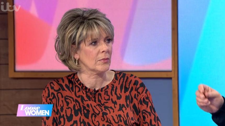 Ruth Langsford stunned as Joe Swash says she 'doesn't deserve' husband Eamonn Holmes