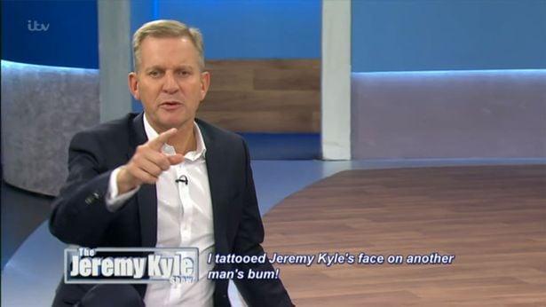 Jeremy Kyle makes shock dig at TV rival Jerry Springer