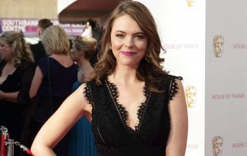 Kate Ford At The 2016 British Academy Television Awards In London