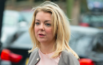 Cleaning Up Sheridan Smith
