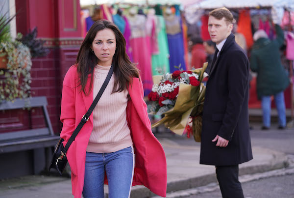 EastEnders SPOILER: Ruby and Jay over already?