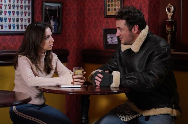 EastEnders SPOILERS: Martin tries to kiss Ruby
