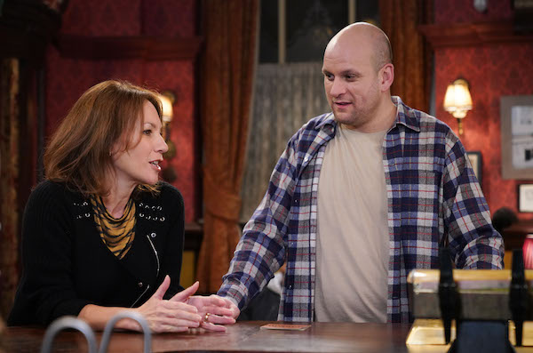 EastEnders SPOILER: Rainie attends a Narcotics Anonymous