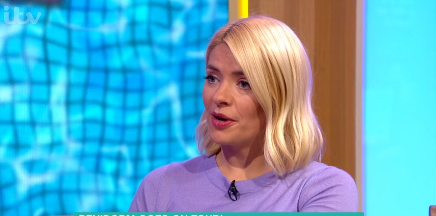Concerned fans send support to Holly Willoughby as she misses This Morning again