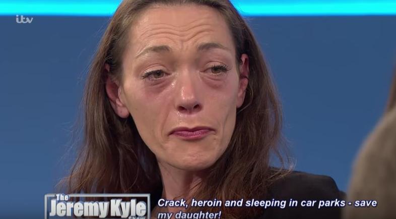 Jeremy Kyle fans in shock at former drug addict's transformation