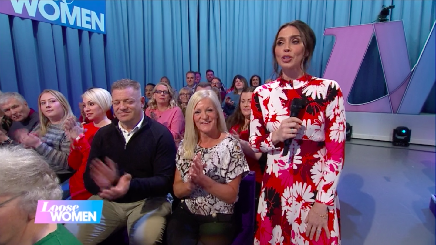 """Viewers complain about """"embarrassing"""" and """"awkward"""" surprise proposals on Loose Women"""