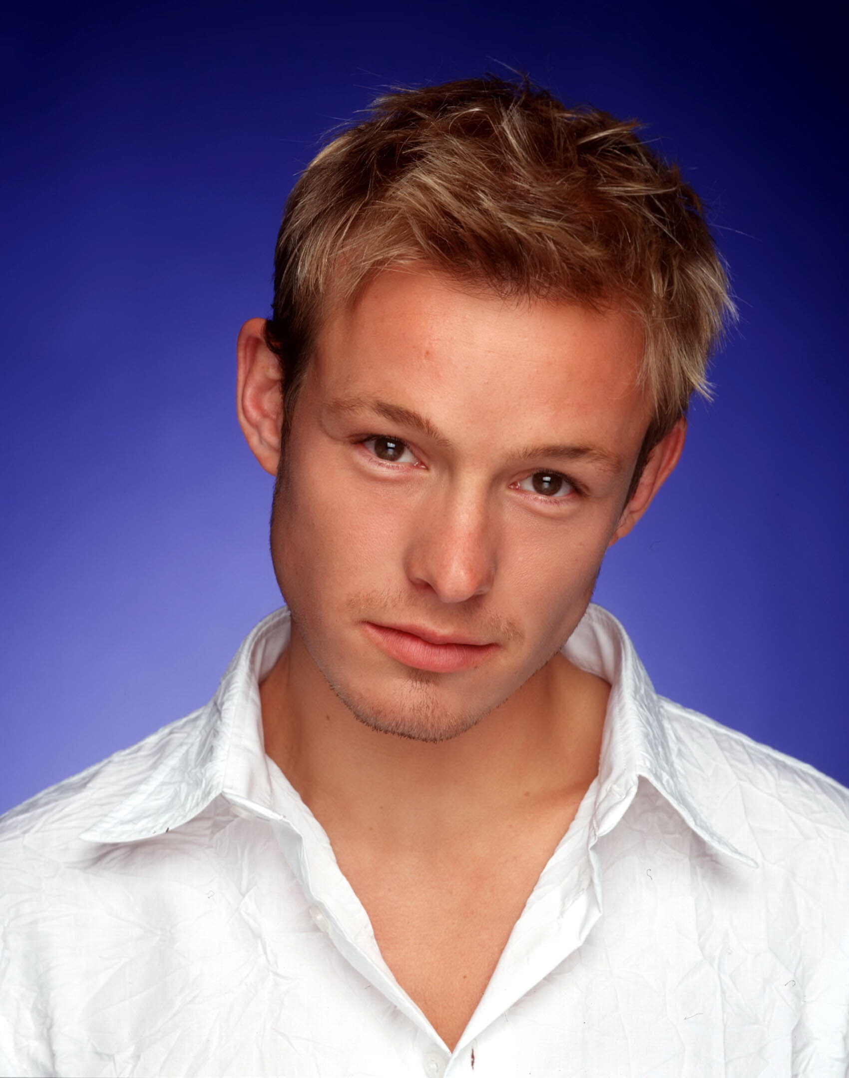 Editorial use only. Exclusive - Premium Rates Apply. Call your Account Manager for pricing. Mandatory Credit: Photo by ITV/REX/Shutterstock (698061iq) 'Coronation Street' TV - 2002 - Nick Tilsley [Adam Rickitt] ITV ARCHIVE