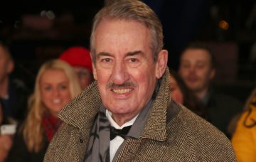 John Challis at The National Television Awards 2019
