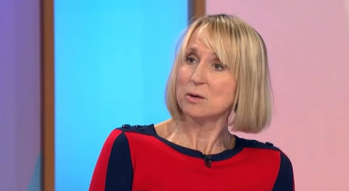 Carol McGiffin called a 'liar' by Loose Women co-stars after 'hiding her marriage'