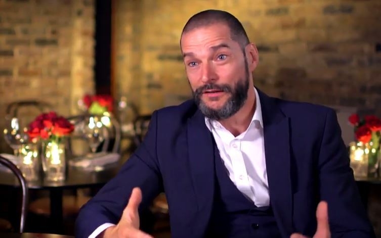 First Dates viewers in tears after man reveals son and dad died in same week