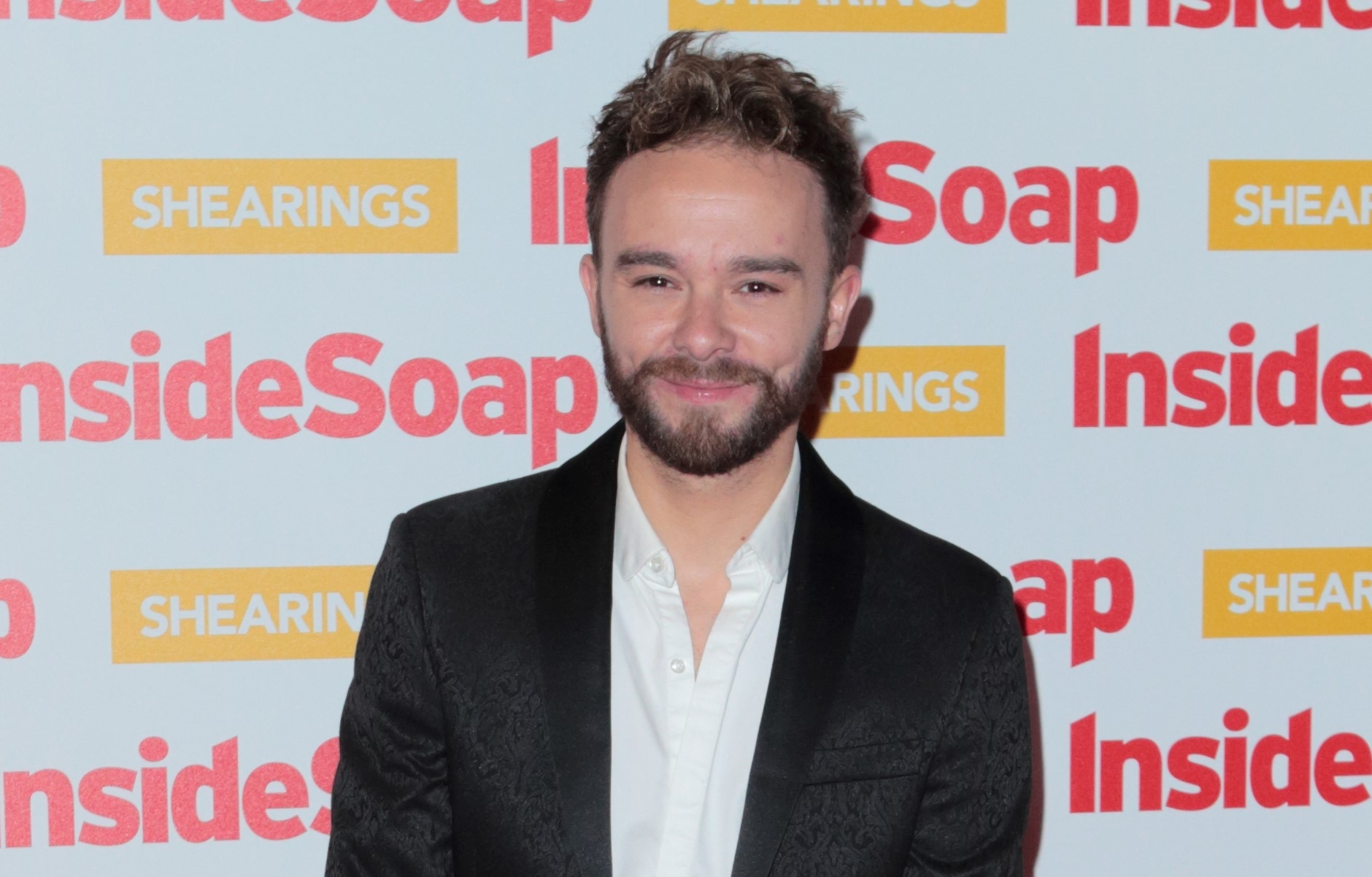 Jack P Shepherd at the Inside Soap Awards 2018