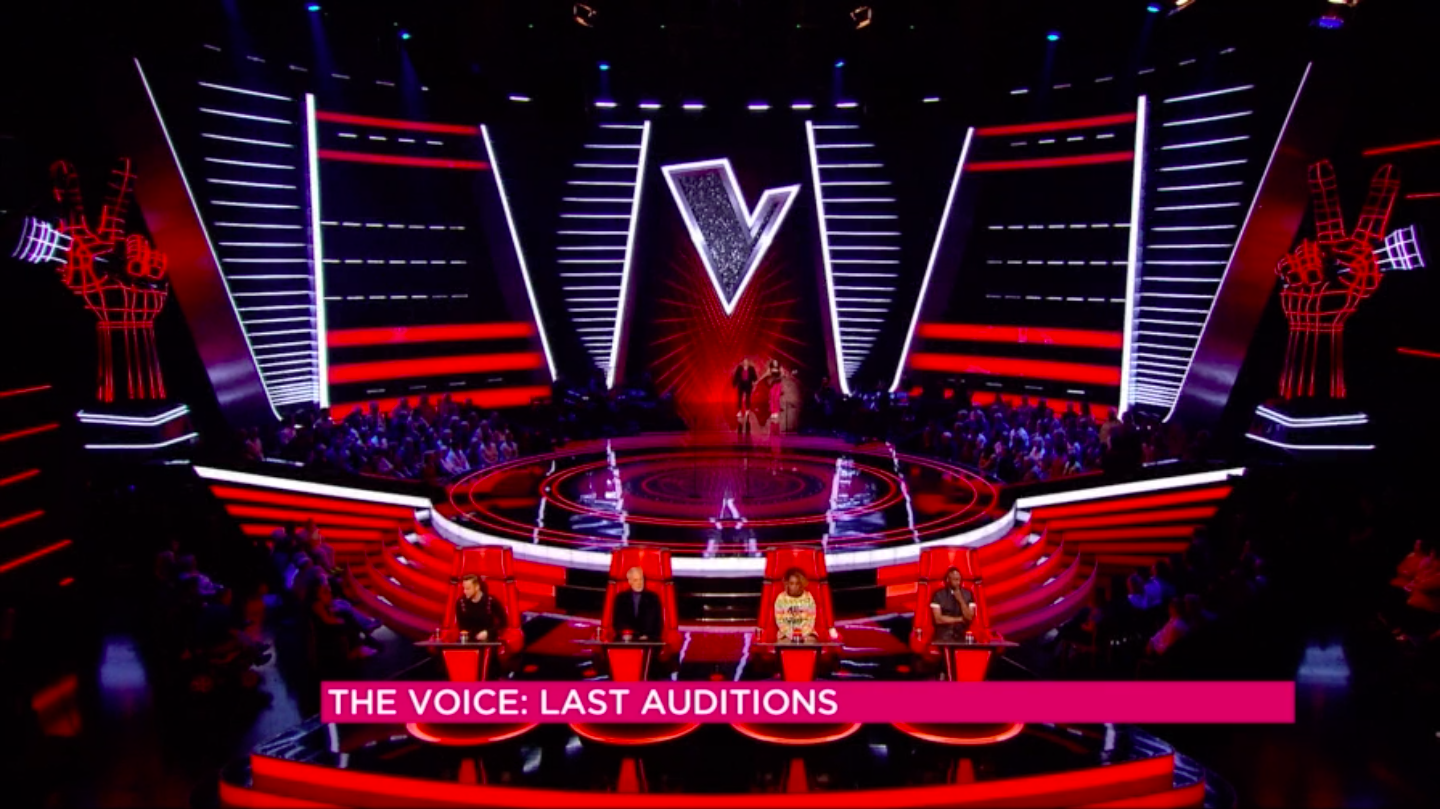 Ronan Keating's daughter auditions for The Voice!