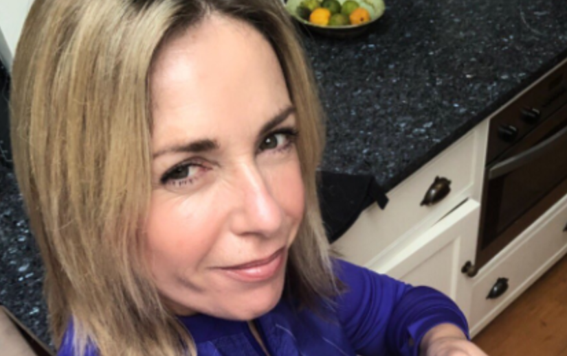 Paul Hollywood's ex-wife denies sweary rant at his new lover in supermarket stand-off