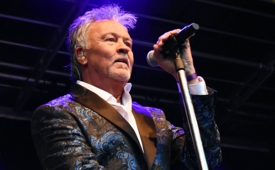 Paul Young in emergency hospital dash following pneumonia battle