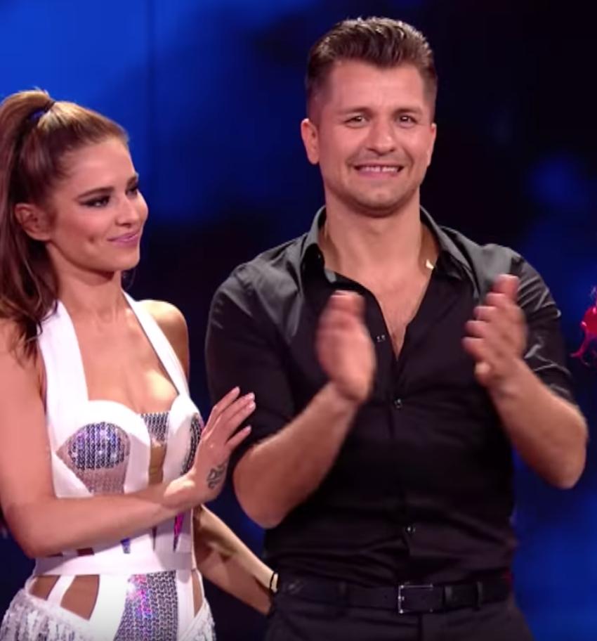 Cheryl Pasha Kovalev The Greatest Dancer BBC