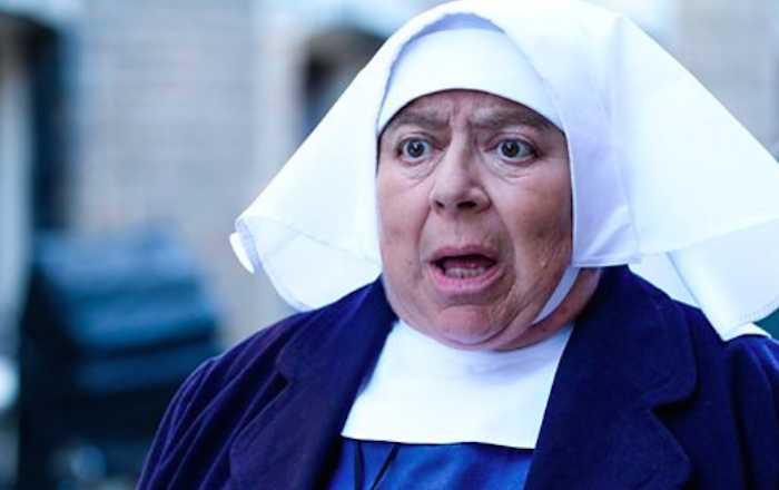 Miriam Margolyes returns as Call the Midwife's Mother Mildred