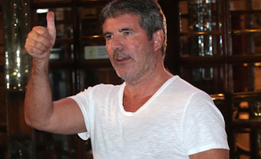 Simon Cowell 'in talks to move TV shows to Netflix and Amazon'