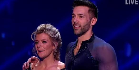 """Jane Danson admits she """"underestimated"""" the pressure of Dancing On Ice"""