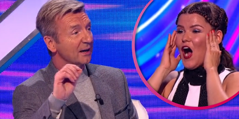 Christopher Dean criticised for 'misogynistic' remark to DOI contestant Saara Aalto