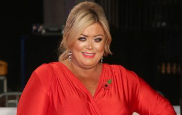 Gemma Collins at the Pride of Britain 2018, Grosvenor House Hotel, London UK, 29 October 2018