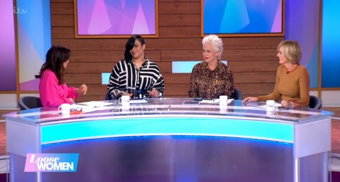 Loose Women's Denise Welch and Andrea McLean make candid cosmetic surgery confessions