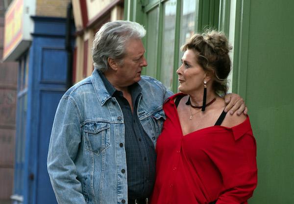 Legends Liz and Jim McDonald
