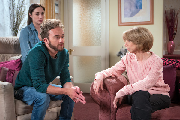 David Platt tells Gail
