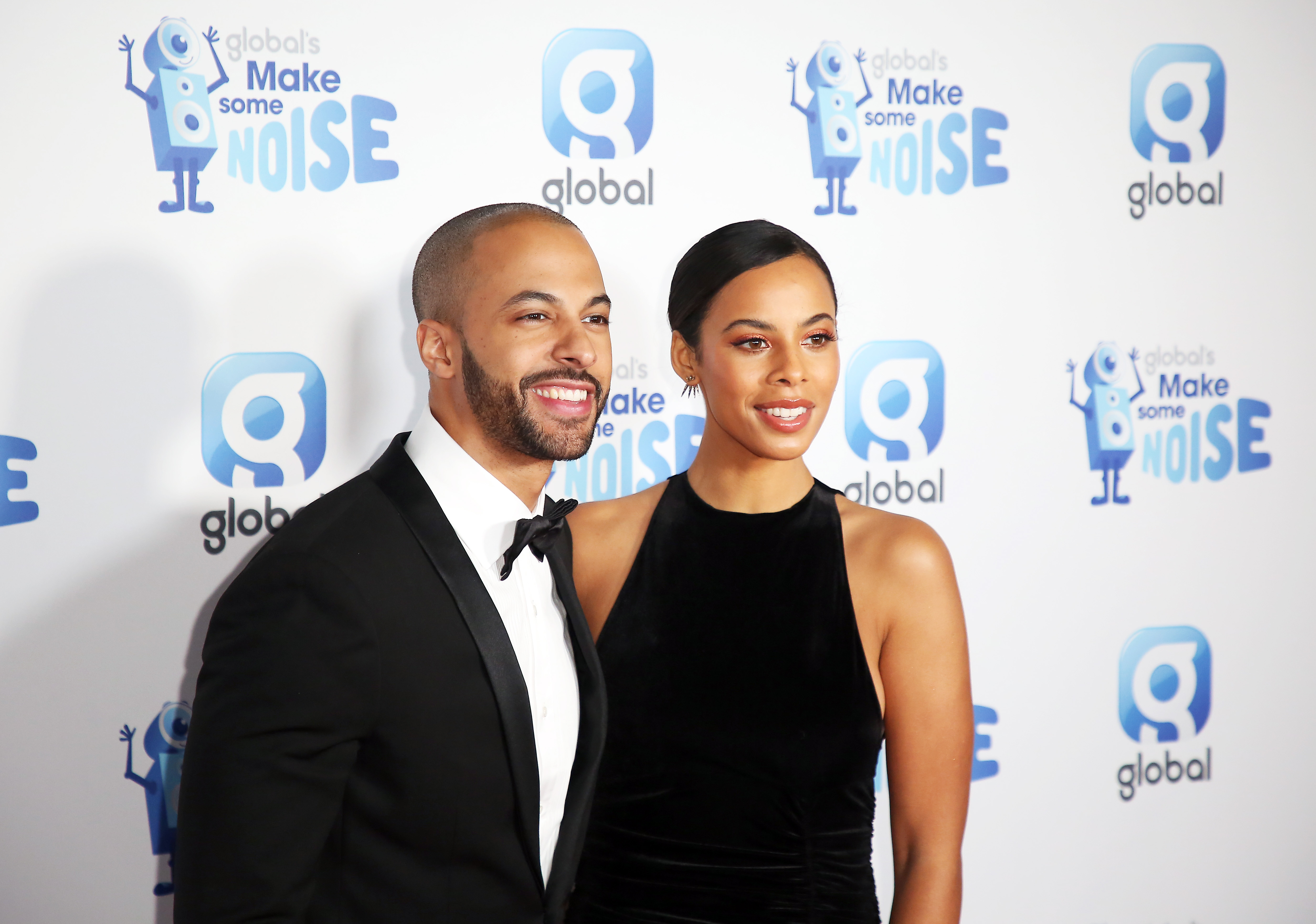 Marvin and Rochelle Humes reveal new addition to their family
