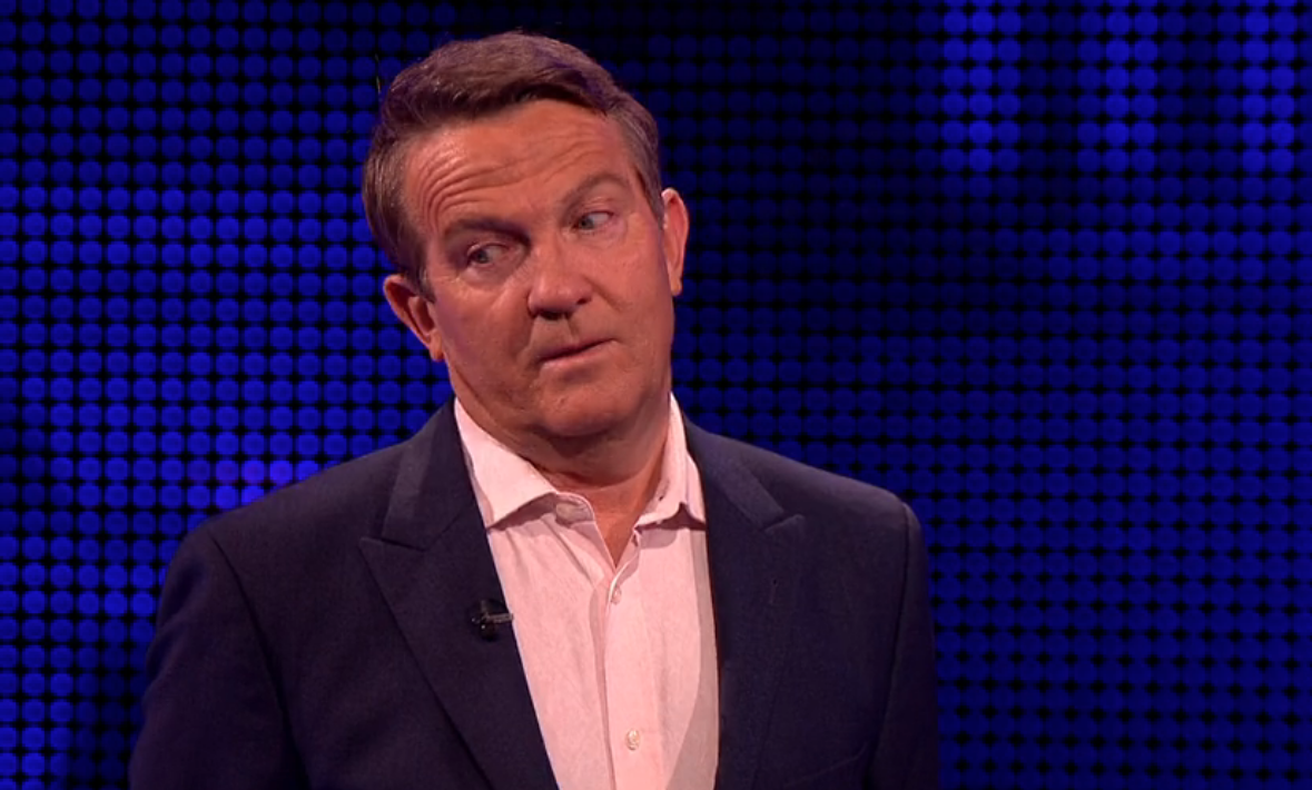 The Chase's oldest ever contestant leaves viewers in hysterics as she 'scolds' Bradley Walsh
