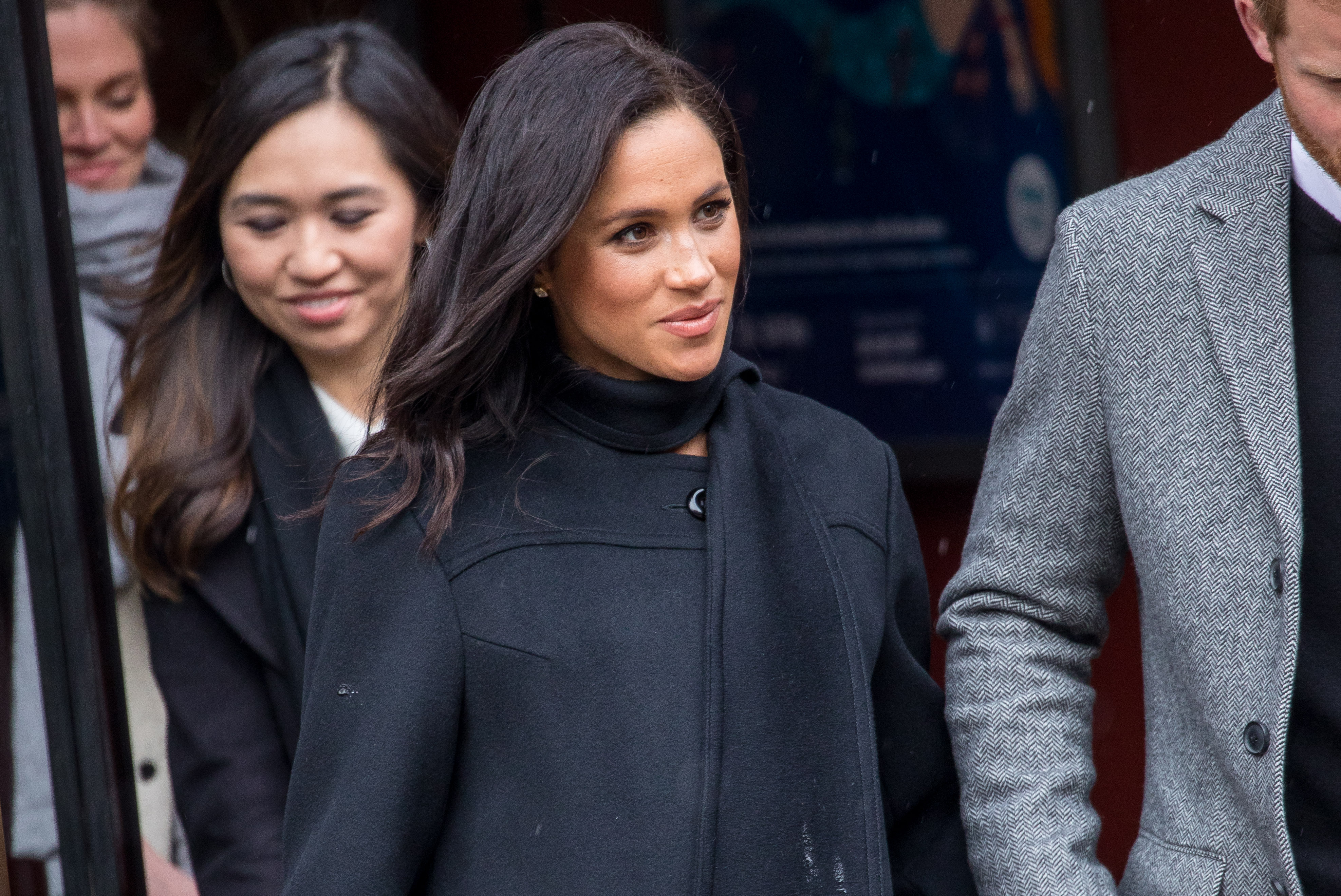 Meghan Markle 'will celebrate her baby shower in New York'