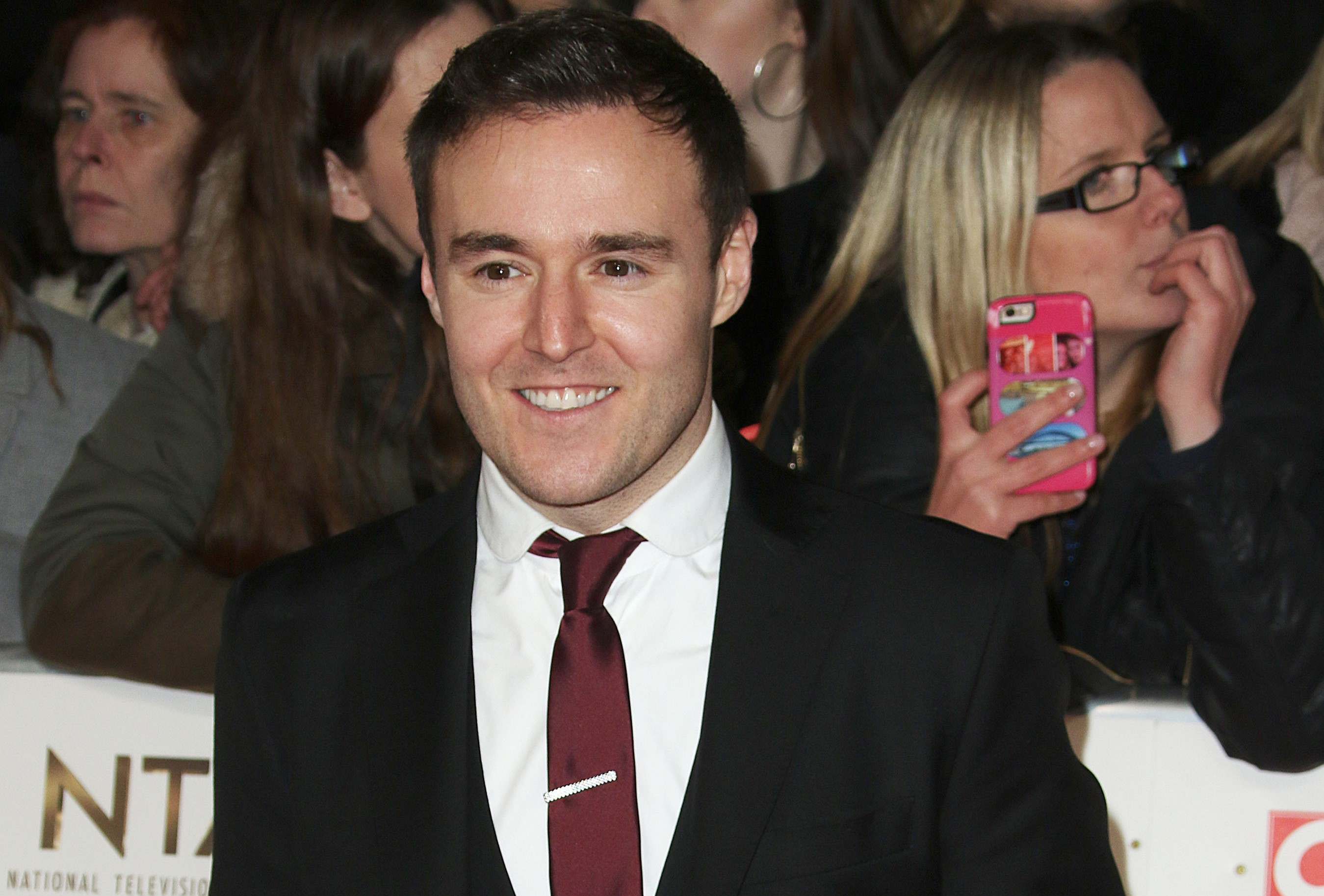 Corrie's Alan Halsall sparks romance rumours with former co-star Tisha Merry