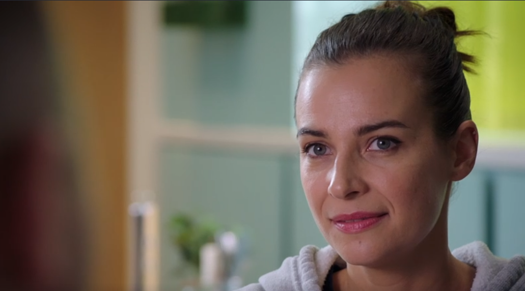 Holby City viewers left 'howling' at Jac's reaction to Zosia's pregnancy