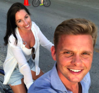 Jeff Brazier Kate Dwyer honeymoon Instagram @jeffbrazier