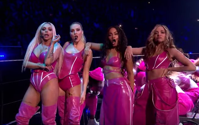 Little Mix Slammed For Embarrassing Performance At The -9069