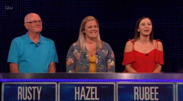 Gemma Collins lookalike The Chase