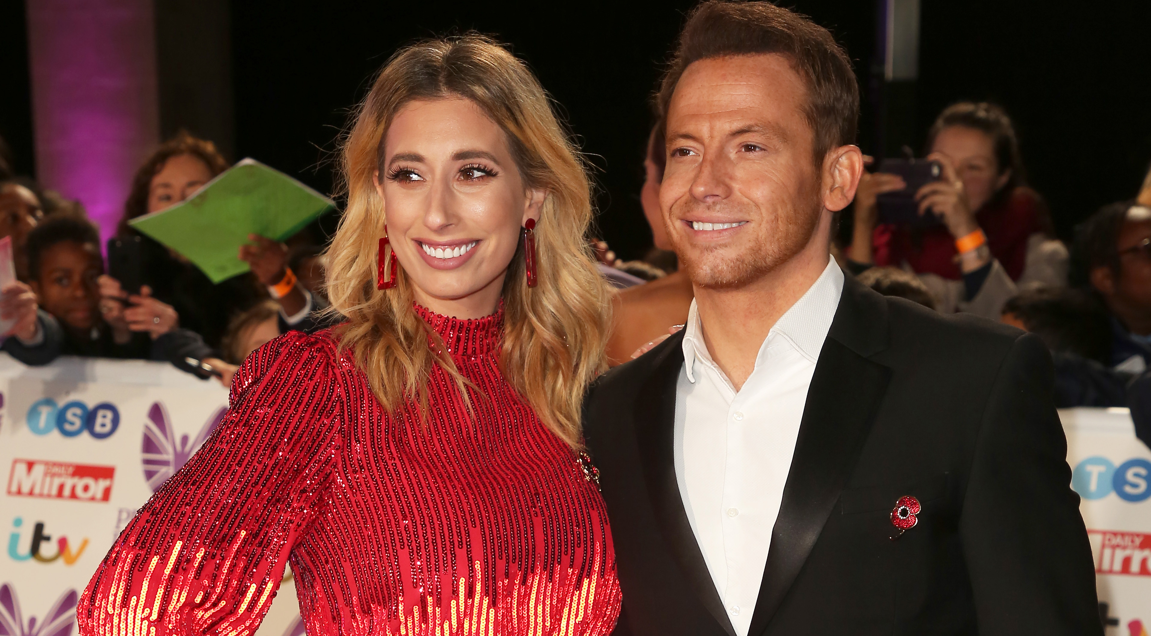 'Impatient' Stacey Solomon finds out the sex of her unborn baby