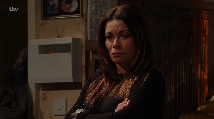 Corrie fans heartbroken as Roy and Carla row over the boat fire cover-up