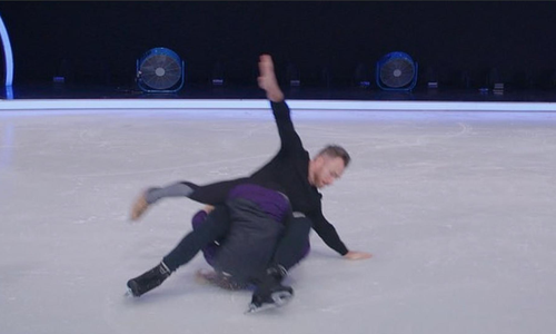James Jordan fall on DOI
