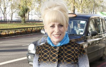Barbara Windsor Splash News