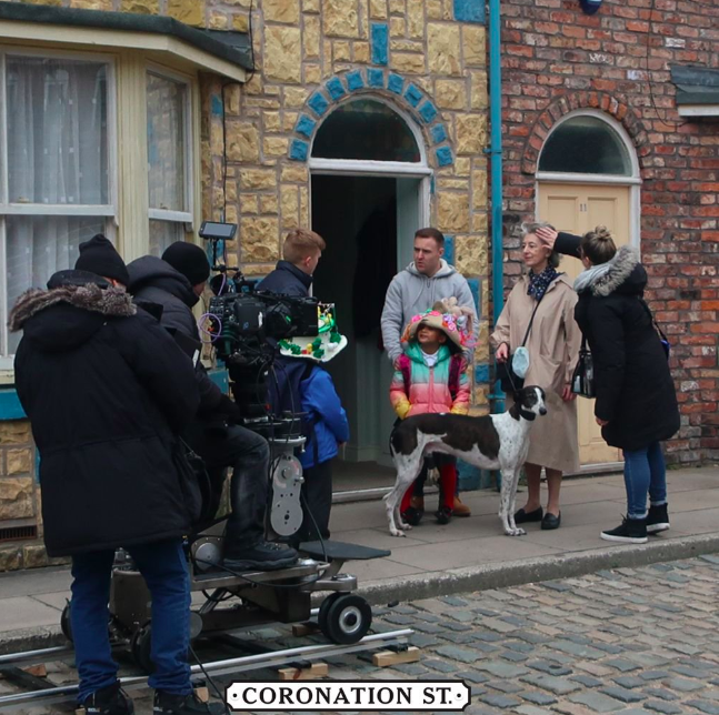 Evelyn's cobbles comeback has been confirmed